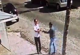 VEJA VÍDEO: Homem tem carro roubado na Avenida Epitácio Pessoa