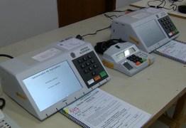 TSE estuda auditoria de urnas uma hora antes da eleição