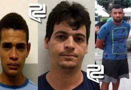 Policia revela identidade dos integrantes da gangue que explodiu banco em shopping, entre eles o funcionário da PMCG