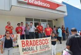 BRADESCO É CAMPEÃO: Bancos não cumprem lei estadual que poderia inibir explosões e o tema chega ao Governador