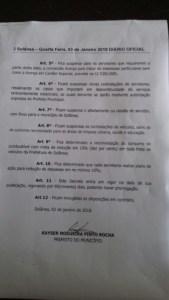 documento0 - CENSURA: Vice-prefeito de Solânea invade rádio do sistema correio, agride vereador e impede programa