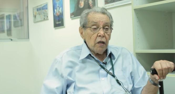 especialisdrog - Aos 88 anos, especialista em entorpecentes é intimado a depor por apologia ao crime; VEJA VÍDEO