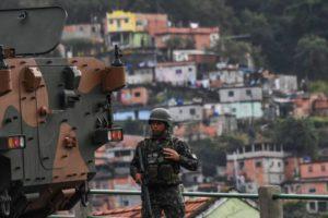 forças armadas rj 300x200 - Governo Federal decide por intervenção na segurança pública do Rio de Janeiro