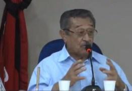 COLETIVA EM CAJAZEIRAS: Maranhão anuncia apoio de W. Roberto e que só não dialoga com Cartaxo