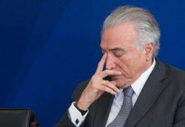 Temer diz que Brasil enfrenta momento difícil na política