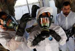 ONU vincula Coreia do Norte a armas químicas na Síria