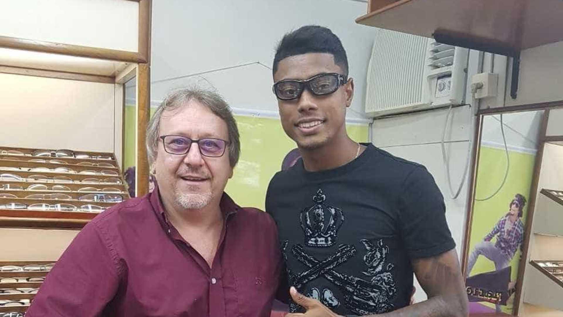 naom 5a7dc21ddad4a - Jogador do Santos diz que pode 'perder a visão' após lesão
