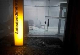 BANCOS INSEGUROS: Duas agências bancárias e uma dos correios são alvos de bandidos na madrugada na Paraíba