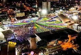 MAIOR DO MUNDO: Romero Rodrigues confirma primeiras atrações nacionais do São João de CG; Confira