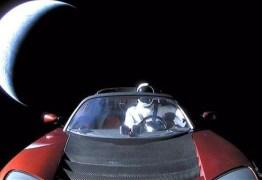 VEJA VÍDEO: SpaceX libera vídeo com as primeiras horas do Tesla de Elon Musk no espaço
