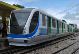 Trens de João Pessoa não irão funcionar durante o carnaval