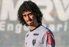 Treinando no São Paulo, Valdívia se despede do Atlético Mineiro
