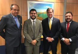 Wilson Filho pede mais investimentos e reforma da sede da PBTur