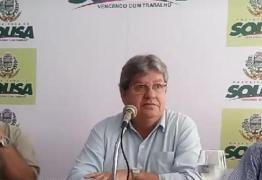 João Azevedo intensificará diálogo com partidos para fechar apoios