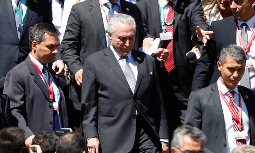 20180311145032993156u - Temer diz que brasileiros vão evitar populismo: 'aprenderam com a crise'