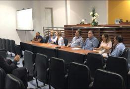 Comissão vai acompanhar obras de saneamento em Bayeux, que devem ser concluídas até dezembro