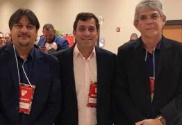 AFINANDO OS CONTATINHOS: RC e Gervásio participam de XIV Congresso Nacional do PSB em Brasília