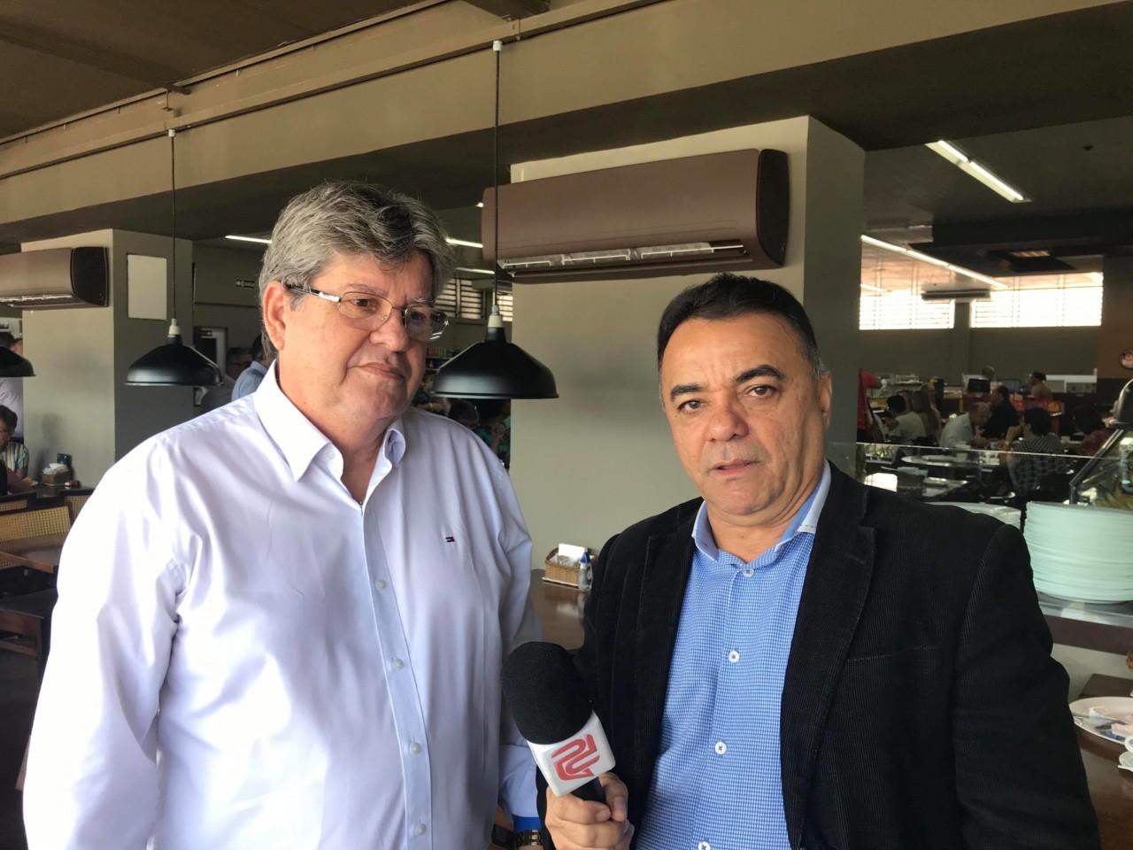 28768406 1744535498935942 2966490 o - VEJA VÍDEO - João Azevedo comenta possibilidade de aliança com Cartaxo: 'as portas estão abertas'