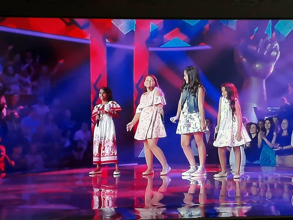 28795453 1393978910714158 6741689737943187456 n - VEJA VÍDEO: Paraibana Mariah é selecionada para próxima fase do The Voice Kids