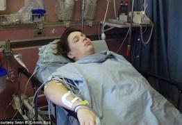 Mulher descobre agulha de anestesia na coluna 14 anos após parto