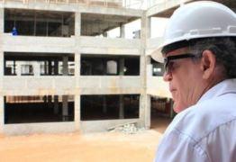 Ricardo Coutinho revela que entregará Hospital Metropolitano no próximo mês de abril
