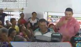 VEJA VÍDEO: Fabiano Gomes alfineta Samuka Duarte ao vivo