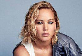 Atriz Jennifer Lawrence diz que só tem relações sexuais com namorados: 'Pênis são perigosos'
