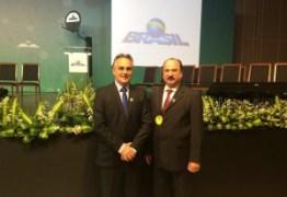 Luciano Cartaxo assina termo de adesão em Brasília e João Pessoa terá acesso à internet banda larga