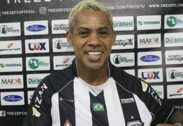 Após AVC, Marcelinho Paraíba volta a treinar no Treze