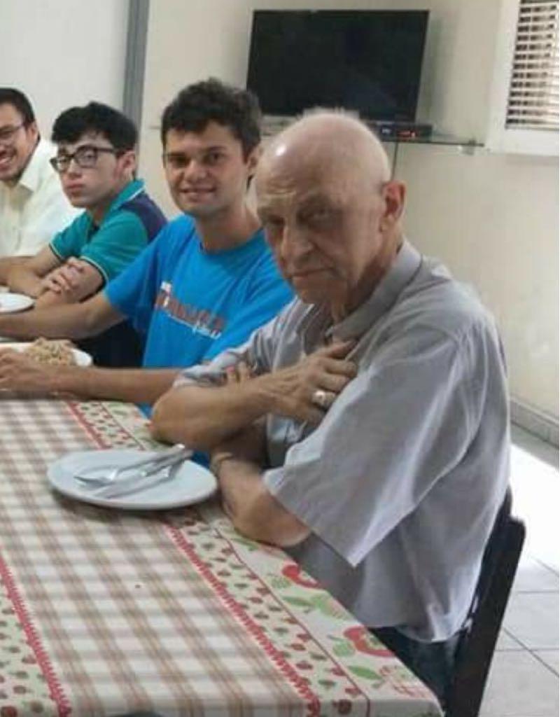 Pagotto - DEBILITADO: Dom Aldo Pagotto aparece irreconhecível em foto e preocupa internautas
