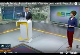 Rodrigo Bocardi humilha Gloria Vanique ao vivo no Bom Dia SP e os dois se estranham