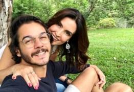 Fátima Bernardes e Túlio Gadelha trocam juras de amor no Instagram