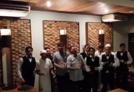 Um dos mais tradicionais restaurantes de JP fecha as portas; veja vídeo