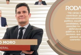 "No Roda Viva, Moro volta a justificar auxílio moradia: ""Falar de salário de juiz é sempre antipático"""
