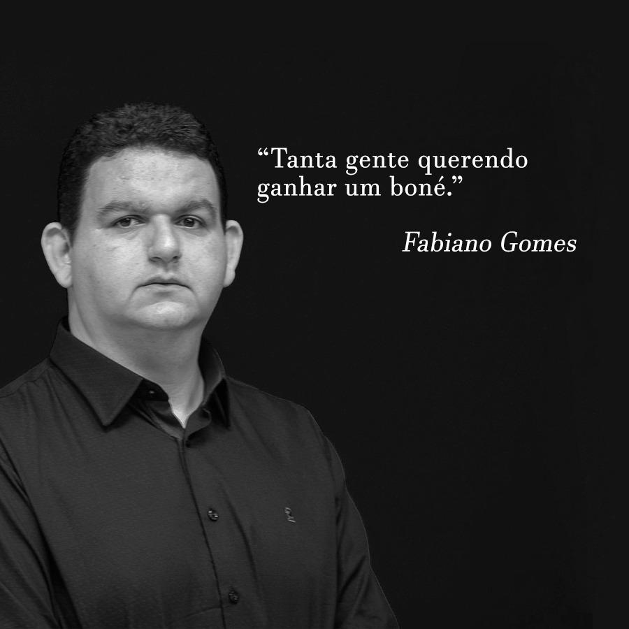 WhatsApp Image 2018 03 15 at 6.36.25 PM - VEJA VÍDEO: Fabiano tenta entregar boné, mas é trolado por telespectador