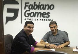 """Fabiano Gomes deixa o PPS, diz que Nonato """"envelheceu"""" o partido e vai presidir o Avante de João Pessoa"""