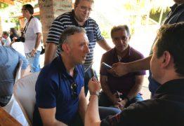 Aguinaldo Ribeiro e Galego Souza são recepcionados por lideranças políticas em São Bento e Catolé do Rocha; VEJA FOTOS