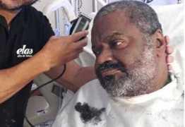 Arlindo Cruz muda de hospital para tratamento de reabilitação