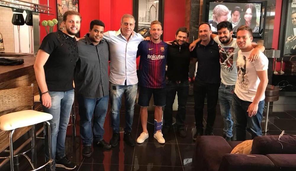 arthur barcelona - Venda de Arthur para o Barcelona será a maior da história do Rio Grande do Sul; confira valores
