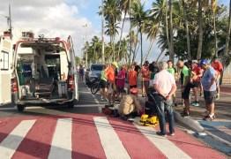 Está prevista para hoje audiência de custodia do motorista que atropelou duas pessoas na Orla do Cabo Branco