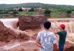 """""""Situação das barragens é preocupante"""", diz senador Zé Maranhão"""
