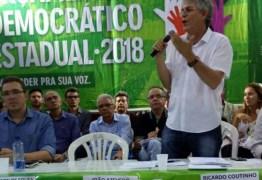 ESPAÇO VAZIO: plenária do ODE de Campina tem cadeira vazia após veto da Justiça a João Azevedo