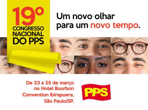 congresso PPS - CONTRARIANDO ANÚNCIO: Pedro Cunha Lima não aparece no primeiro dia do Congresso do PPS