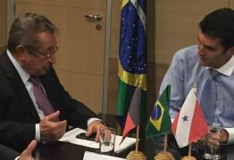 BRASÍLIA: José Maranhão busca recursos hídricos no Ministério da Integração Nacional