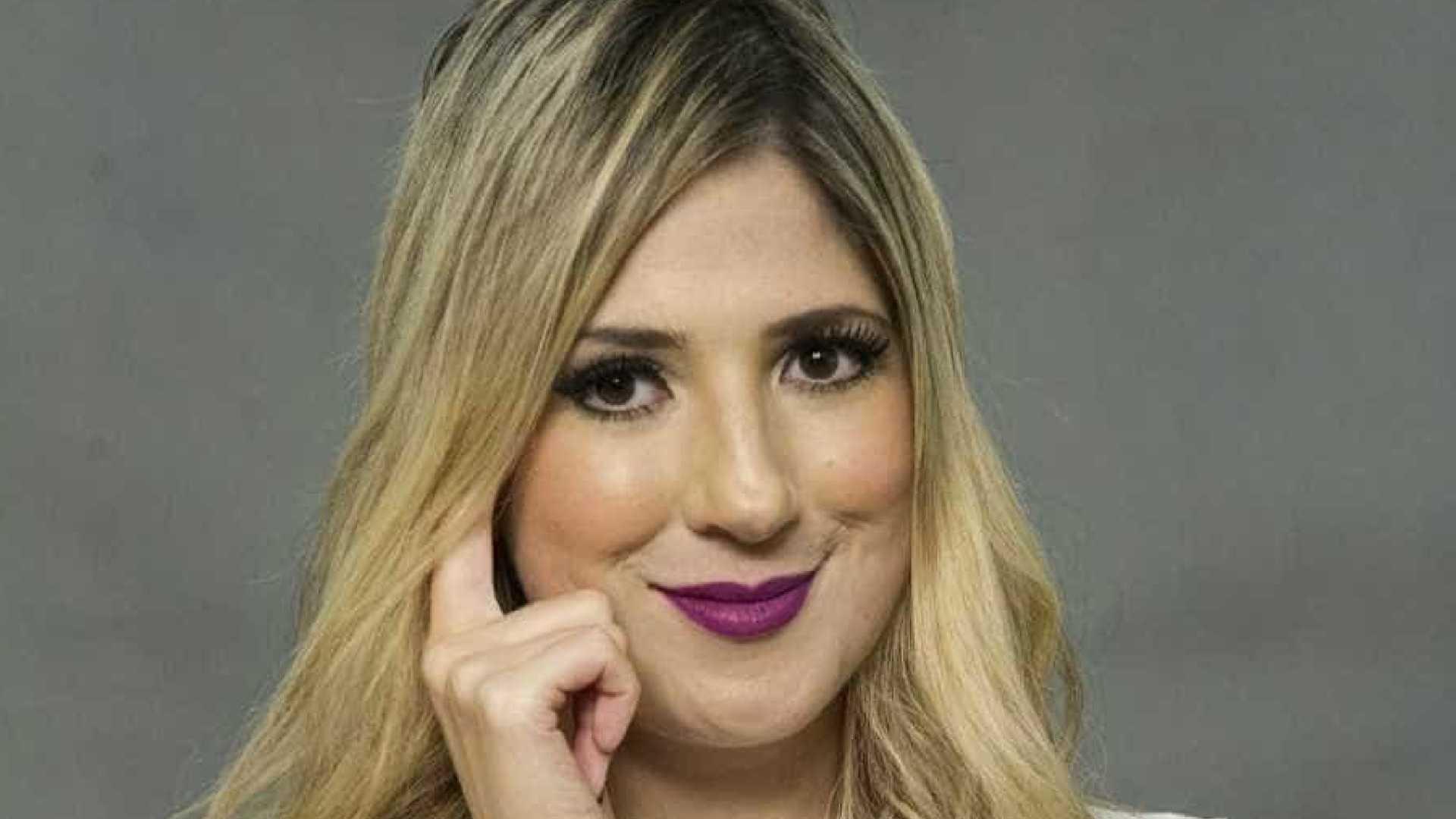 "dani calabresa.jpg - ""Me beija, Juliette"", diz Dani Calabresa após declarar torcida para a paraibana"