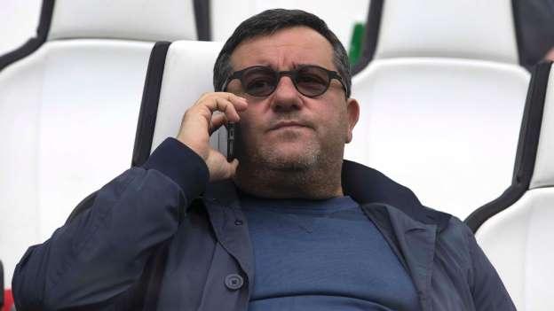 empresario - Empresário de Ibrahimovic e Pogba detona Guardiola: 'Covarde, cachorro'