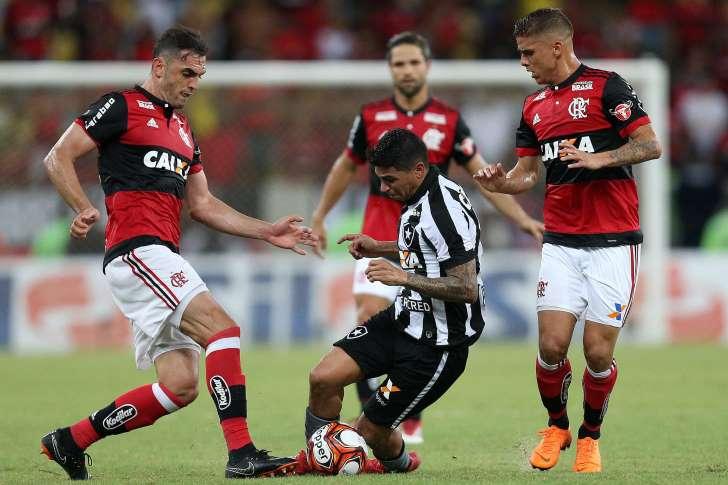 flamengo botafogo - 'Muita vergonha', diz vice do Flamengo após eliminação para o Botafogo