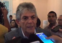"""VEJA O VÍDEO: """"O governo respeita e merece ser respeitado"""" diz RC sobre possível condução coercitiva de Cláudio Lima"""