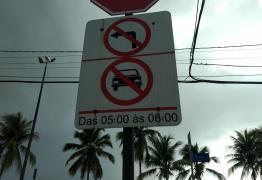 Semob-JP anuncia mudanças no trânsito da Orla do Cabo Branco