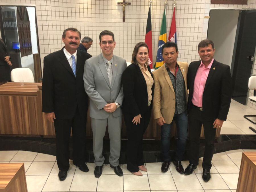 jaqueline presidente da camara - MAIS UM ABSURDO: Como Leto Viana pode se eleger deputado e tornar a esposa prefeita de Cabedelo - Por Leandro Borba